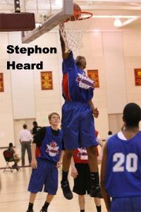 Portland commit impresses Stephon_Heard